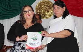 Los problemas no nos amedrentan, al contrario, los asumimos con decisión y responsabilidad: Dora Jáuregui Estrada