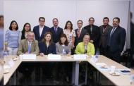 Comisión de Rendición de Cuentas del Sistema Nacional de Transparencia sesiona en Zacatecas