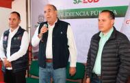 Patrimonio de la beneficiencia pública apoyará con medicamentos y sillas de ruedas a habitantes de Pinos