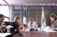 En vivo: Sesión Ordinaria de Pleno del IZAI del 04 Septiembre del 2019