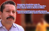 Estamos considerando manifestarnos ante la Federación: Rafael Jiménez Núñez