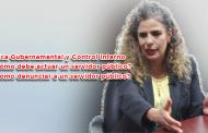 Video: Charla con Paula Rey Ortiz sobre Ética Gubernamental y Control Interno