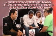 Video: Ayuntamiento Capitalino y SEDESOL Estatal trabajamos unidos por el bienestar de las familias: Ulises Mejía Haro