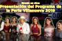 En vivo: Presentación del Programa de Feria Villanueva 2019