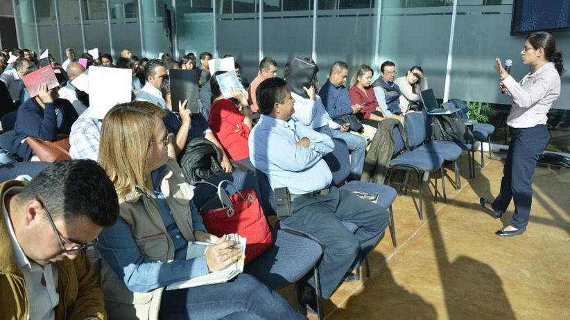 SHCP capacita a más de 100 ejecutores de fondos federales de la SEFIN