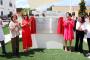 Inauguran área recreativa del Hospital de la Mujer construida por el voluntariado de la CMIC