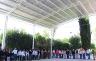 Benefician con domo a estudiantes de COBAEZ de Enrique Estrada