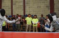 Inicia en Guadalupe primera escuela de esgrima
