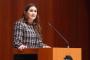 Recrimina Geovanna Bañuelos falta de comunicación con Segob