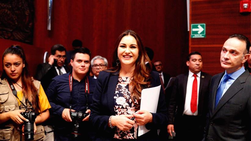Facultar al Senado para emitir declaratoria de Área Natural Protegida, propone Geovanna Bañuelos