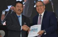 Gregorio Macías rinde su primer Informe de Gobierno
