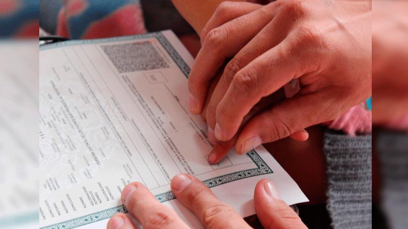 Para abatir subregistro de nacimientos arranca campaña de fortalecimiento del registro civil