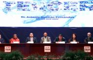 Refrenda Alejandro Tello su compromiso de respaldo a la Universidad Autónoma de Zacatecas