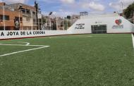Ulises Mejía Haro destaca fuerte impulso al deporte en primer año de gobierno