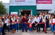 Abre Gobierno de México, Centros Integradores de Desarrollo en Valparaíso, Fresnillo y Calera.