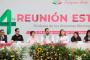 Convoca Alejandro Tello a DIF municipales a trabajar en la consolidación de la ayuda social