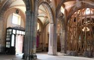 Avanzan trabajos de Parroquia de la Inmaculada Concepción, Patrimonio Arquitectónico de Jerez