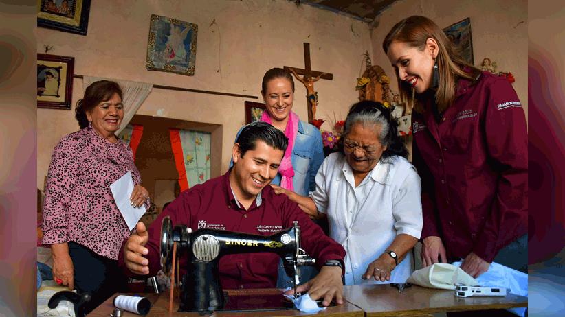 Nos comprometimos a ser un gobierno con rostro humano y cercano a la gente: Julio César Chávez
