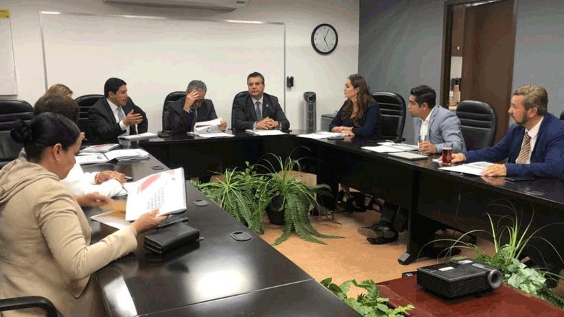 Continúa diálogo de Gobierno de Tello y Legisladores Federales para un mejor presupuesto en 2020