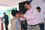 Habitantes de Pánuco reciben atención de dependencias gubernamentales en Feria DIFerente