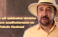 Video: Más de 1 mil quinientos alcaldes nos manifestaremos en Palacio Nacional: Miguel Torres