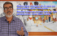 Video entrevista: Quiero dejar vestigios de mi paso por este mundo: Jesús Meza López