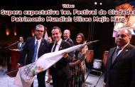 Video: Supera expectativa 1er. Festival de Ciudades Patrimonio Mundial: Ulises Mejía Haro