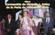 Video: Coronación de Michelle I, Reina de la Feria de Villanueva 2019