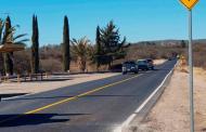 Moderniza Gobierno de Zacatecas carreteras en Sain Alto; más de 13 mdp la inversión
