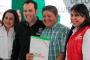 En Luis Moya se entregan apoyos UNE a cuidadores de personas con discapacidad