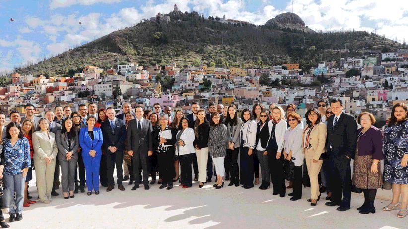 Promueve Ulises Mejía Haro educación para la justicia de la mano de la UNESCO y la SEDUZAC