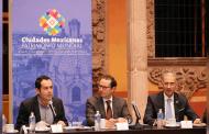 Reconocen a Ulises Mejía Haro por resultados del 1er. Festival de Ciudades Patrimonio Mundial en Zacatecas