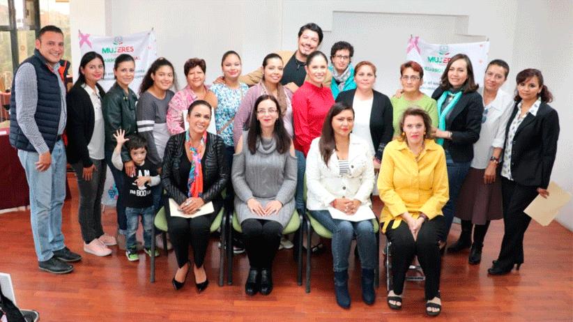 Empodera Gobierno del Estado  a mujeres con discapacidad auditiva
