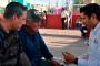 Redoblar esfuerzos con la ciudadanía,  compromiso de Julio César Chávez