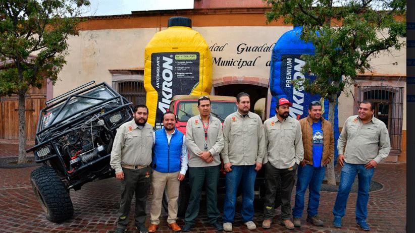 Promueven en Guadalupe actividades turísticas
