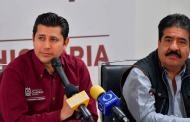 Nuevamente somos punta de lanza  en el municipio de Guadalupe: Julio César Chávez