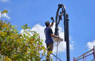 Mejoran imagen del Jardín Juárez