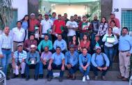 Se capacitan productores guadalupenses para enfrentar los retos del campo