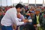 A los abuelitos se les quiere y se les agradece por todo lo que nos han dado: Julio César Chávez Padilla