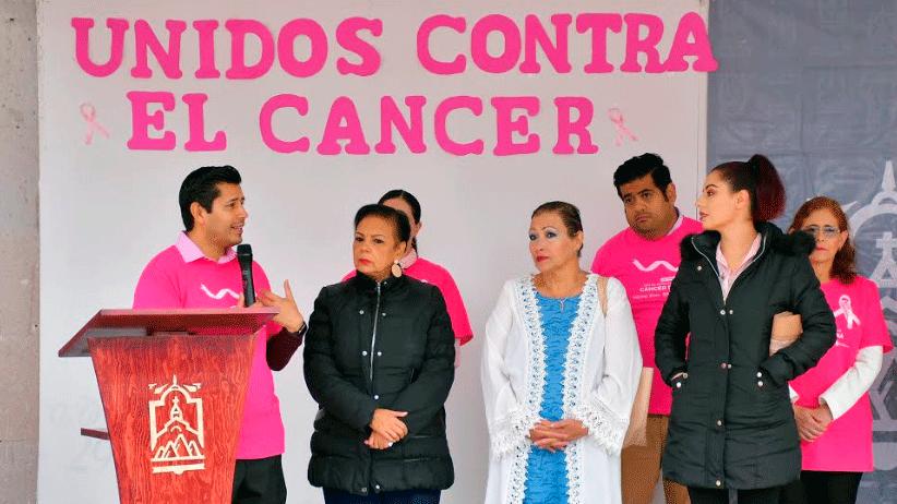 Unidos en la prevención contra el cáncer de mama, Hagamos Historia