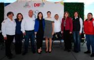 Se socializa el derecho a la información pública durante la entrega de apoyos de la Feria Diferente