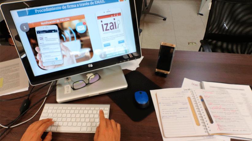 Firma Electrónica Avanzada inicia operación con 18 Sujetos Obligados: IZAI