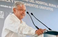 Voy a apoyar en todo al pueblo de Zacatecas: Presidente Andrés Manuel López Obrador