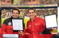 Club deportivo Mineros de Zacatecas e IZEA firman convenio para atender rezago educativo