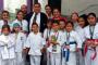 Destacada participación de Villanueva en el Abierto Mexicano de Karate
