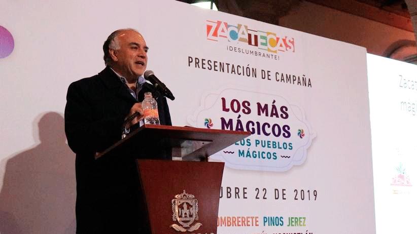 Los más mágicos de los pueblos mágicos, estrategia para posicionar 6 destinos de Zacatecas Deslumbrante