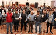 Entregan 100 becas a universitarios mediante el programa 2X1 Trabajemos Unidos con los Migrantes