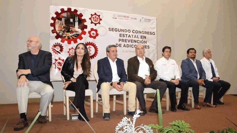 Capacitación y conocimientos, clave para enfrentar nuevas sustancias adictivas: Secretario Gilberto Breña