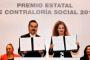 Firman convenio en contraloría social Gobiernos de Zacatecas y del Estado de México