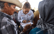 Reciben Pensión para el Bienestar adultos mayores de Fresnillo, Sombrerete y Mazapil